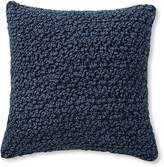 Studio D Trista Textured Denim Square Pillow