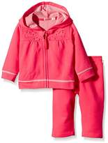 Billieblush Baby Girls' Track Suit Clothing Set,(Manufacturer Size: 9 Mois (Taille fabricant9 Mois)