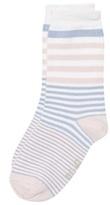 Melton Sock - Stripes Ombré