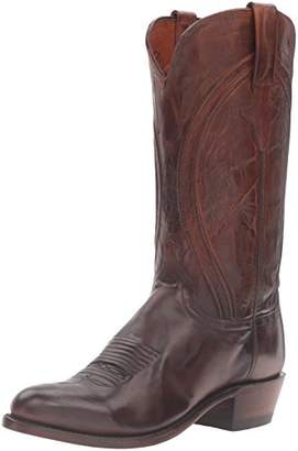 Lucchese Bootmaker Men's Clint-ant Pb Md Goat Riding Boot