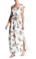 Joie Astilbe Silk Floral Maxi Dress