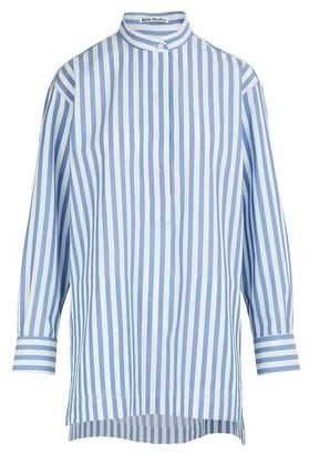 Acne Studios Striped tunic