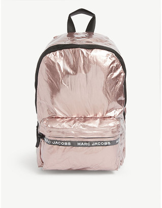Little Marc Kids metallic backpack
