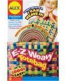 Alex E-Z Weavy Totebag Kit by