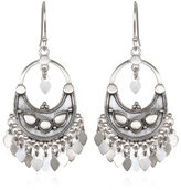 Satya Jewelry Petal Chandelier Earrings
