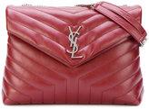Saint Laurent medium Loulou chain bag - women - Leather/metal - One Size