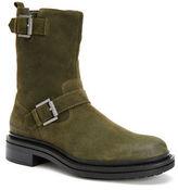 Calvin Klein Kris Oily Suede Boots