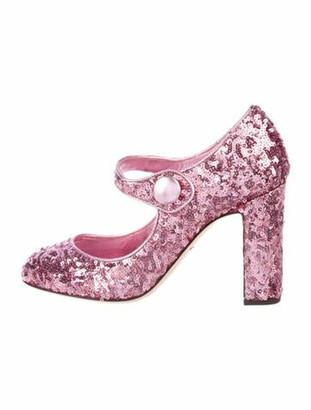 Dolce & Gabbana Pumps Pink