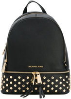 MICHAEL Michael Kors embellished backpack - women - Leather - One Size