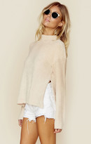 Blue Life carefree cozy jumper