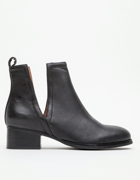 Jeffrey Campbell Oriley in Black