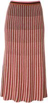 Christian Wijnants Khan knit skirt