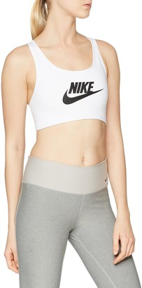 Nike Women's Swoosh Futura Sports Bra