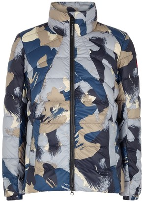 Canada Goose Abbott printed quilted shell jacket