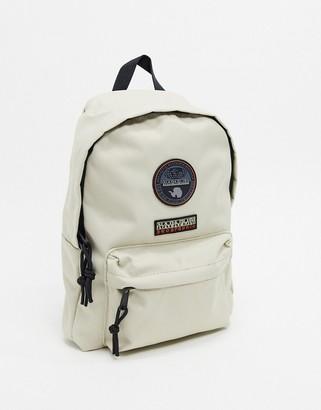 Napapijri Voyage Mini Backpack in light grey