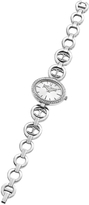 Just Cavalli Just Icon Silver Tone Stainless Steel Women's Watch