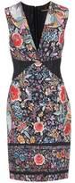 Roberto Cavalli Printed sleeveless dress