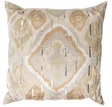 Kim Seybert Sequined Throw Pillow