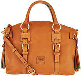 Dooney & Bourke Florentine Leather Bristol Satchel