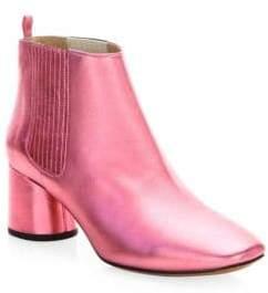 Marc Jacobs Metallic Pink Rocket Chelsea Boot