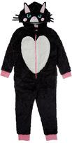 Tu clothing Black Cat All In One