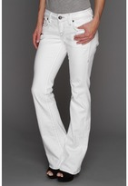 Ariat Ruby Chainlink Boot Cut Jean (White) - Apparel
