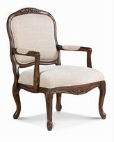 Paris Chenille Accent Arm Chair