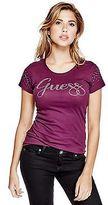 GUESS Women's Livia Logo Tee