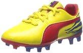 Puma Falcao V2 FG JR Sneaker (Little Kid/Big Kid)