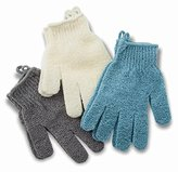Urban Spa Exfoliating Gloves For Shower, Bath, Exfoliating and Cleansing
