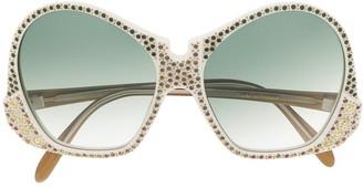 Emilio Pucci Pre-Owned 1970s Maharaja sunglasses