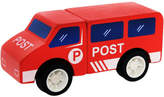 Click Clack Postal Van