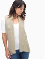 Splendid Pointelle Vest
