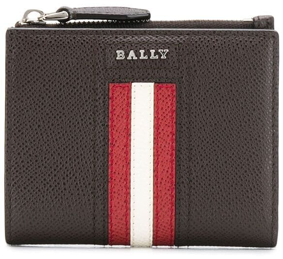 Bally Trasai zipped wallet
