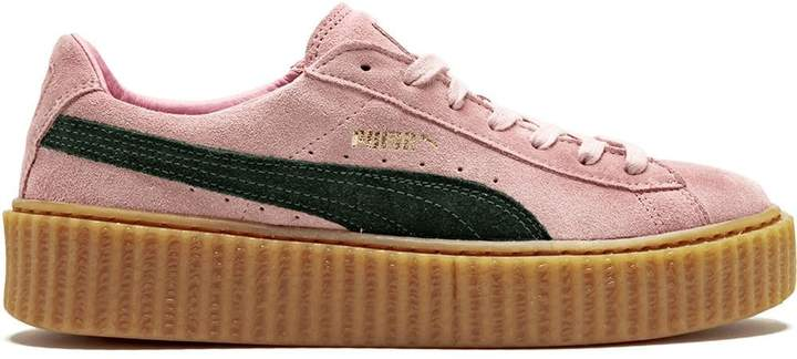online store 90312 a1963 Rihanna x Fenty creepers