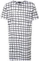 Comme des Garcons square pattern T-shirt