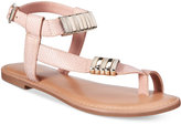 Bar III Verna Flat Sandals, Only at Macy's