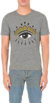 Kenzo eye motif cotton-jersey t-shirt