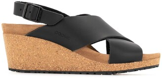 Birkenstock Samira wedge sandals