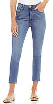 Levi's Levis Mile High Stretch Denim Slim Cropped Jeans