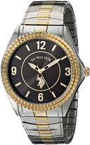 U.S. Polo Assn. Men's Two Tone Analogue Dial Expansion Watch USC80025