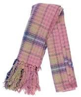 Chanel Wool Scarf