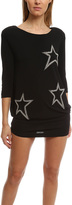Pierre Balmain Long Sleeve Star Dress
