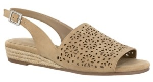 Easy Street Shoes Trudy Espadrille Sandals Women's Shoes
