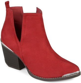 Journee Collection Issla Women's Ankle Boots