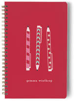 Minted Listaholic Day Planner, Notebook, or Address Book
