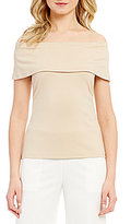 Antonio Melani Marie Knit Off-the-Shoulder Top