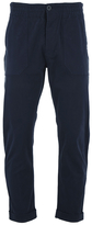 Paul Smith Red Ear Heavy Twill Patchpocket Trousers - Navy