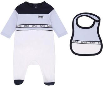 HUGO BOSS Toddler Boy Navy Pyjamas