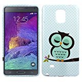 Samsung Sannysis Brand New Cute Special Soft TPU Case Cover for Galaxy Note4
